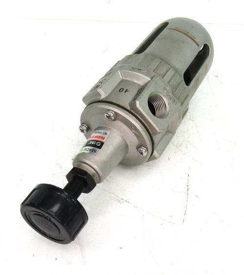 SMC NAW211 Relieving Filter Regulator 7-120Psi