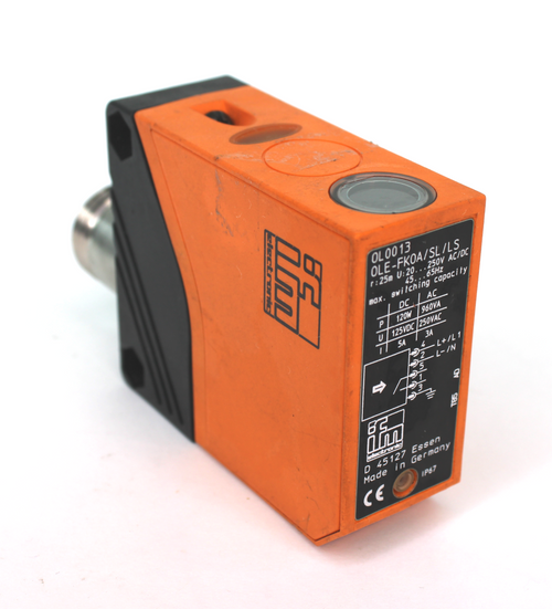 Ifm Electronic OLE-FKOA/SL/LS Thru Beam Sensor