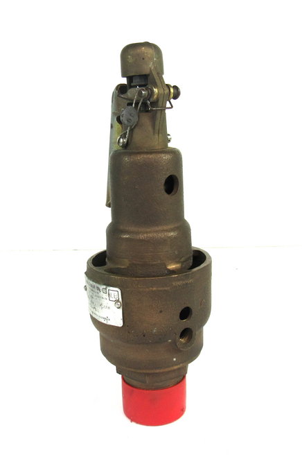 Kunkle 6182GF02-KM 1 1/4 Inch Safety Relief Valve New