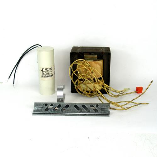 Advance 71A6051-001D Core & Coil Ballast Kit, 1-400W Metal Halide, 120-480V