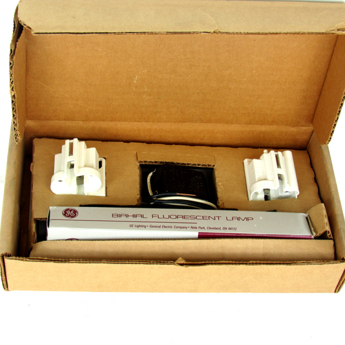 General Electric 043168-14512 9BXK Biaxial Fluorescent Lamp Components Kit