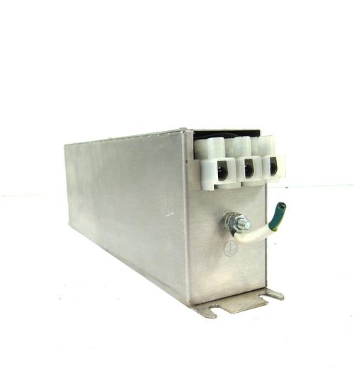 Schaffner FN3258-30-47 Power Line Filter 3 x 480/275 Vac, 30 Amp
