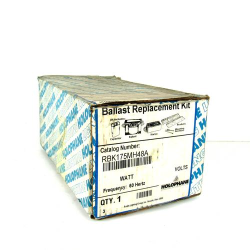 Holophane RBK175MH48A Lighting Ballast Replacement Kit, 480V
