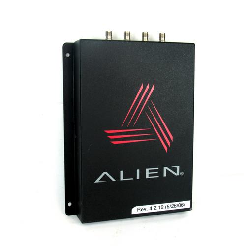 Alien Technology ALR-9780 Network-Ready RFID Smart Reader, 12V DC