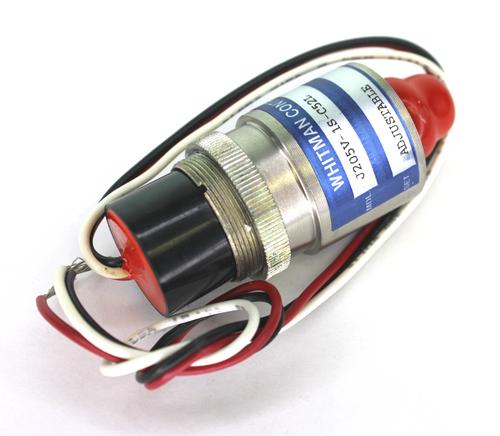 Whitman Controls J205V-1S-C52L Vacuum Switch 3000 Psig 250Vac, 5 Amp