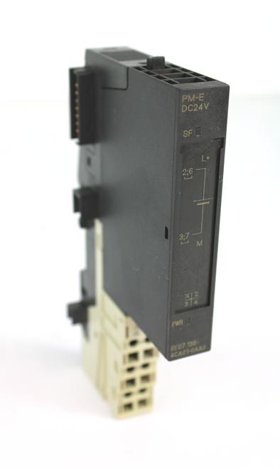 Siemens Simatic 6ES7 138-4CA01-0AA0 Power Module