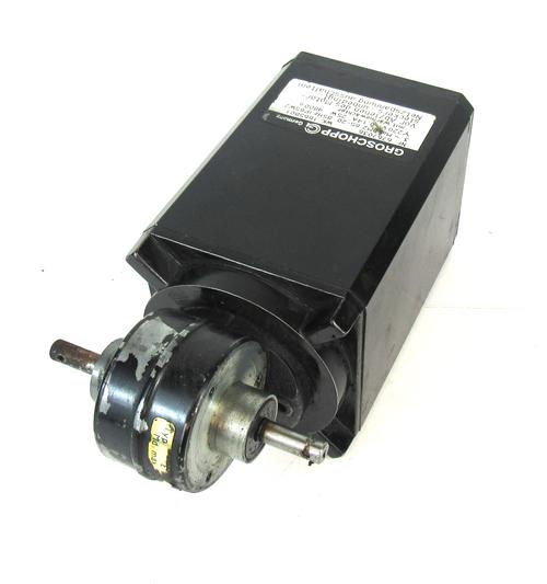 Groschopp WK 1665801 Servo Motor 6767036 25W 220V
