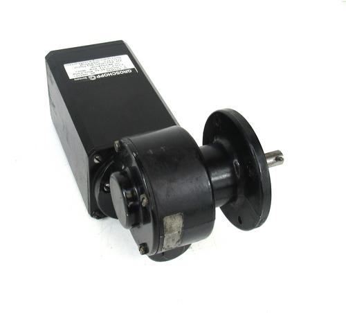 Groschopp WK 1665701 Servo Motor 6072695 60W 220V