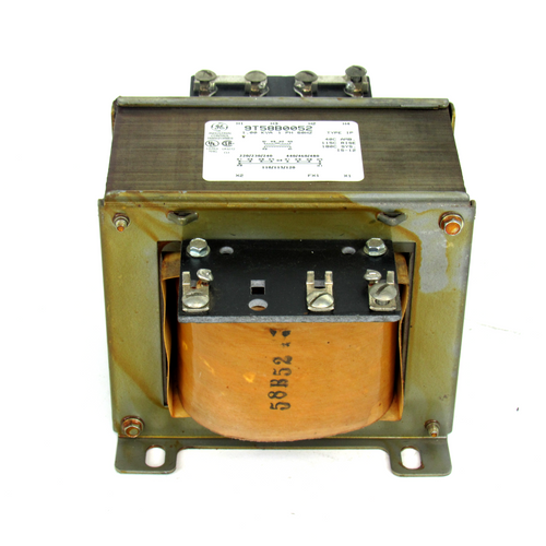 General Electric 9T58B0052 Industrial Control Transformer, 1 KVA, 1Phase