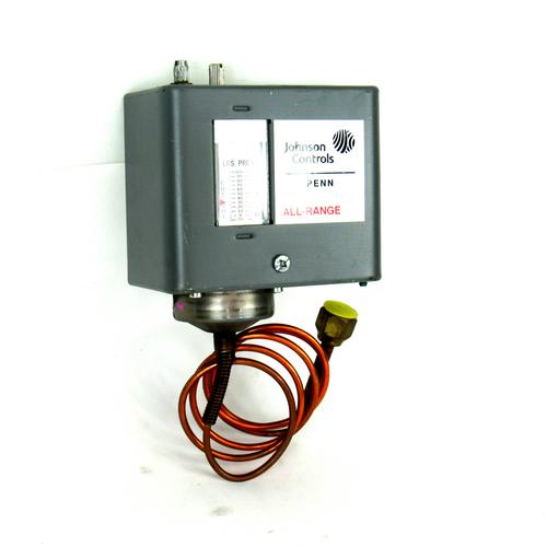 Johnson Controls P70AB-2 Pressure Controls, 100 PSIG