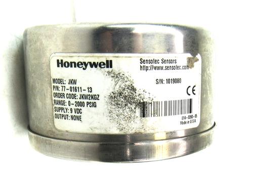 Honeywell Sensotec 77-01611-13 Digital Pressure Test Gauge