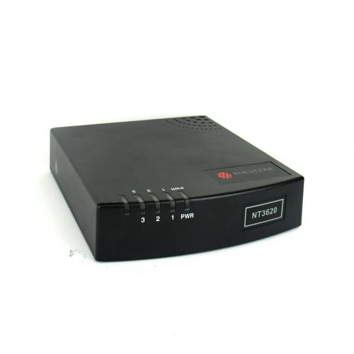 Alpha Telecom UT-3620B Triple NT1 ISDN Network Termination w/ Power Supply