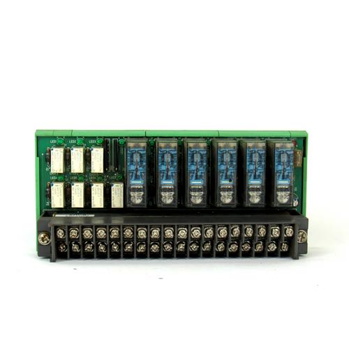 Phoenix Contact TUJ-2000-M00177-1 Relay Board, 24V DC
