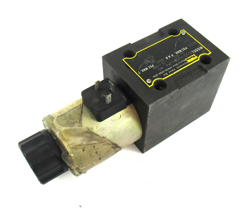 Parker D3DW20BNJP4 40 Hydraulic Control Solenoid Valve