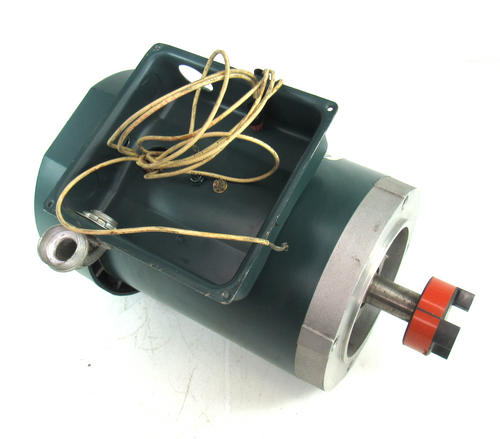 Reliance Electric P14H7206G Electric Motor FB143TC 1Hp 3Phase
