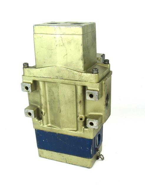 Ross 3573A5111 Pneumatic Safety Solenoid Valve 2-8.5Bar