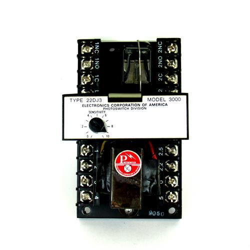 Electronics Corporation of America 60-1480B Photoswitch Control Base, 115V