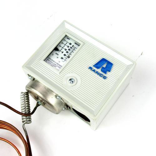 Ranco 010-1409-070 Temperature Control, 0-55° F