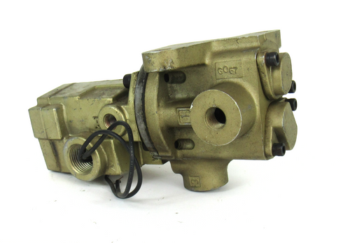 Ross 2756A2001 Inline Mounted Poppet Valve