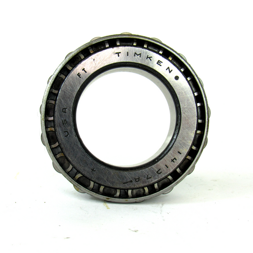 """Timken 14137A Tapered Roller Bearing, 1 3/8""""  d Bore"""