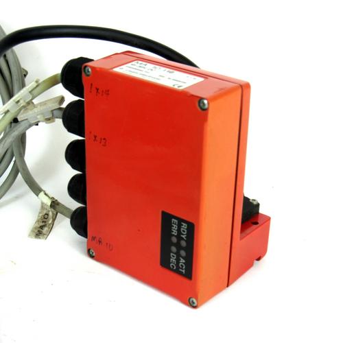 Leuze MA10110 Sensor & Pressure Switch Controller w/ BCL40SM100 Barcode Reader
