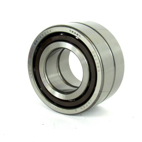 NSK Bearings 7206CTYDBC7P5 Angular Contact Ball Bearing, Set of 2