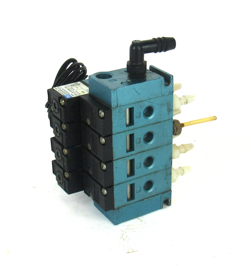 MAC 45A-LAC-DARA-1BA Pneumatic Solenoid Valve SMA-0639