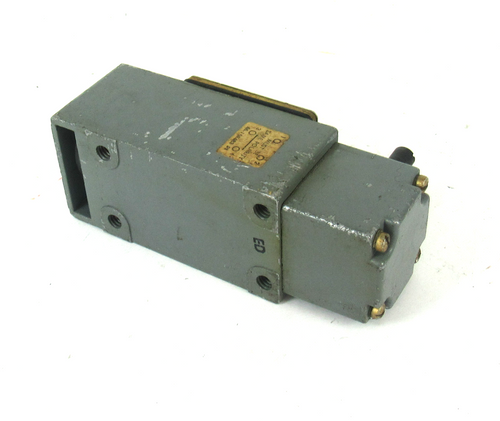 General Electric CR115G Limit Switch 10449