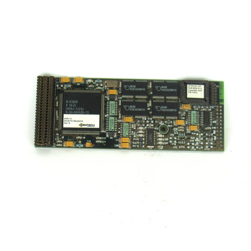 Ziatech ZPM11-2 Rev. B SVGA PCI Flat Panel Control Board