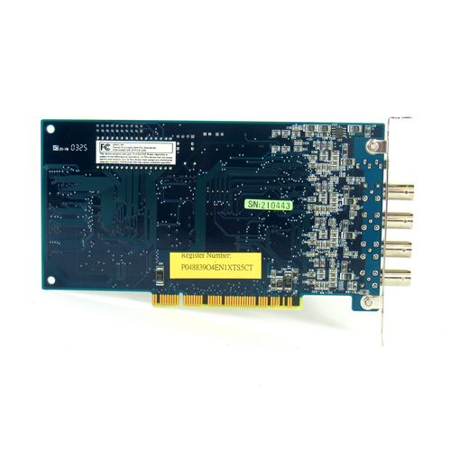 Chateau Technical Corp. VG4C-XP V0.1A Video Capture Card