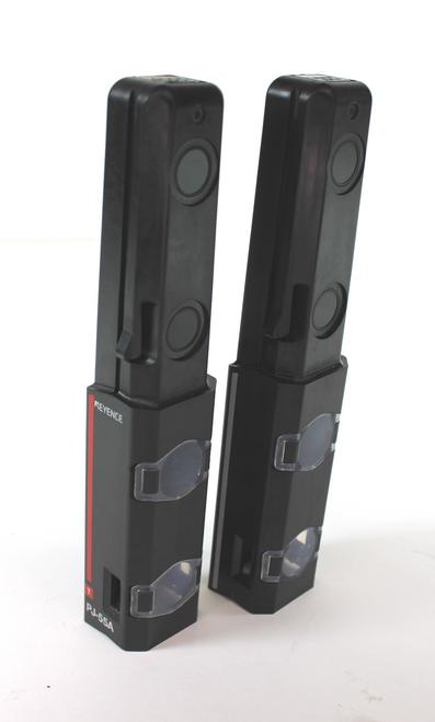 Keyence PJ-55A Extension Unit Area Sensor, Transmitter & Receiver