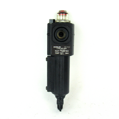 "Excelon L72M-3AP-QDN Lubricator Micro-Fog, 3/8"" NPT"