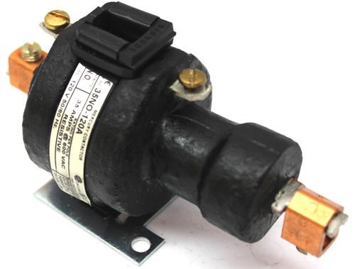 MDI 35NO-120A Mercury Contactor 35 Amp 120 Vac  50/60Hz