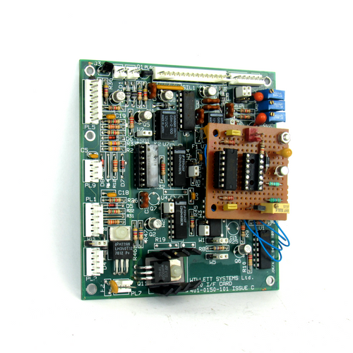 Willett Systems 401-0150-101 Issue C Interface Card