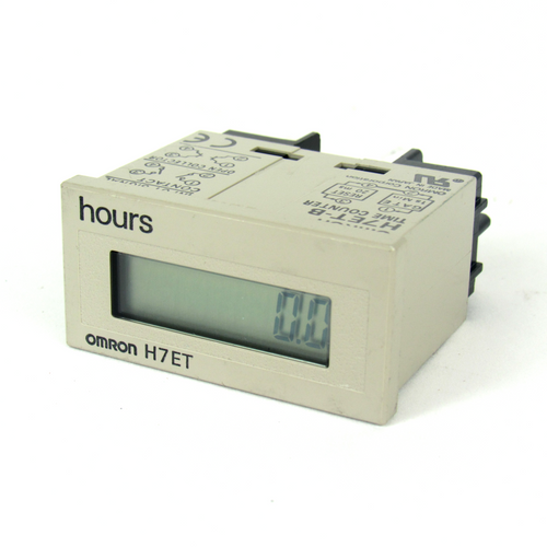 Omron H7ET-B Time Counter, 7-Digit