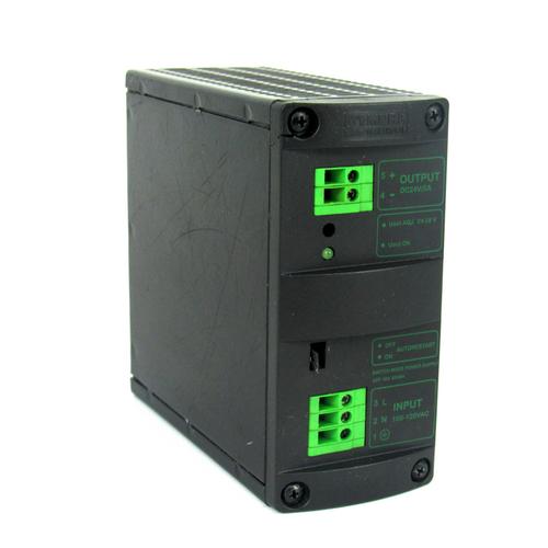 Murr Elektronik 85084 Switch Mode Power Supply, 100-120V
