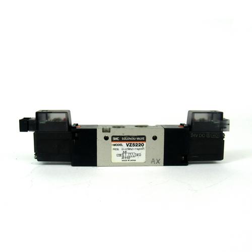 SMC VZ5220 Solenoid Valve, 0.1~0.7MPa