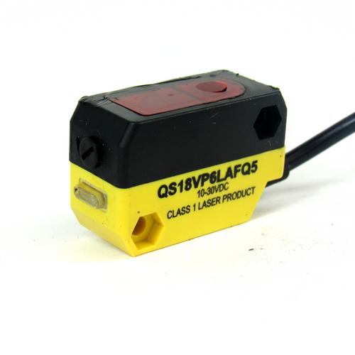 Banner QS18VP6LAFQ5 Photoelectric Sensor, 10-30V DC