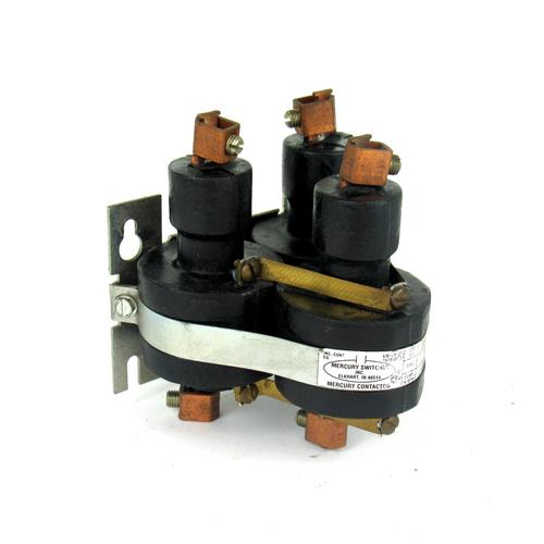 Mercury Switches 35NO-120AH Contactor, 120V