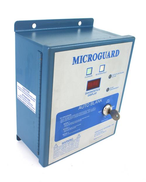 Pinnacle Microguard MG-40-AB1-10 Light Curtain Controller