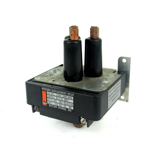 Watlow LD30-1000-0U00 Mercury Displacement Relay, 35 Amps, 480V AC