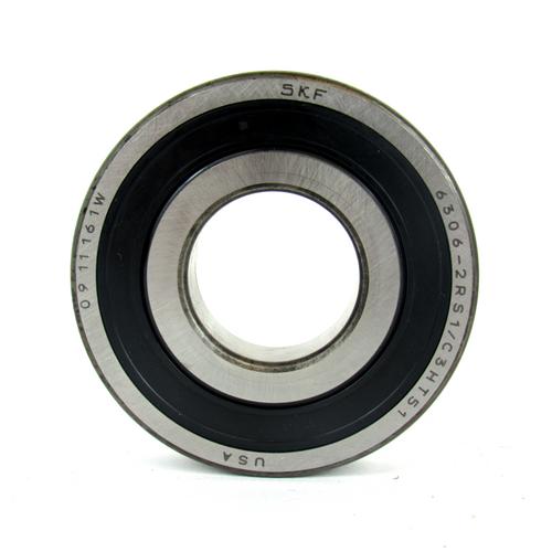 SKF 6306 2RSJEM Deep Groove Ball Bearing, 30mm Bore Diameter