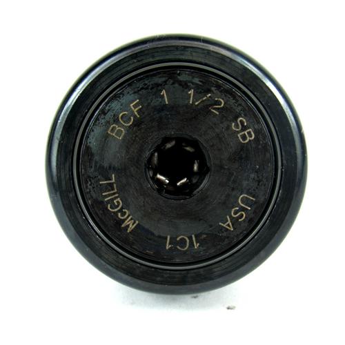 """McGill Bearings BCF 1 1/2 SB Cam Follower, 1.5"""" Roller Diameter"""