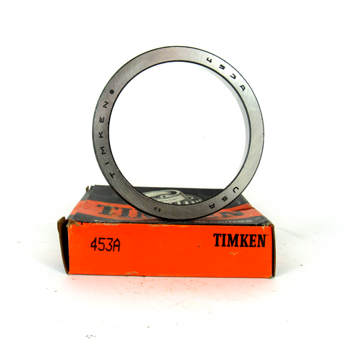 Timken 453A Tapered Roller Bearing Single Cup, 107.95 mm Outer Diameter