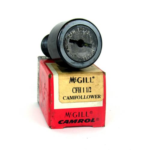McGill CFH 1 1/2 Cam Follower, 1.5 In. Roller Diameter