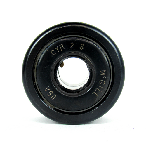 McGill CRY 2 S Cam Yoke Roller, 2 Inch Roller Diameter