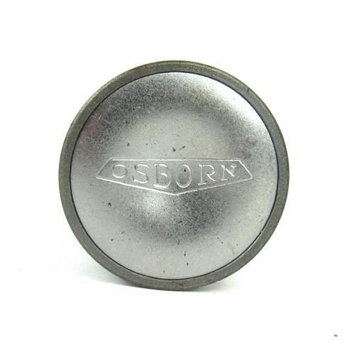 """Osborn PLRE-1 1/2 Flat Cam Follower, 1.50"""" Roller Diameter"""