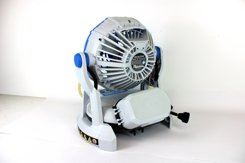 Arctic Cove MBF0181 Bucket Fan Mister, 18V with Battery and Charger