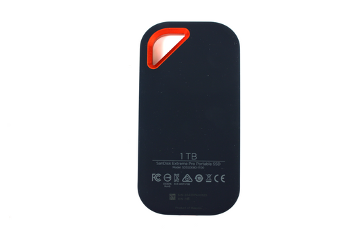 SanDisk SDSSDE80-1T00 Extreme Pro Portable SSD, 1 TB