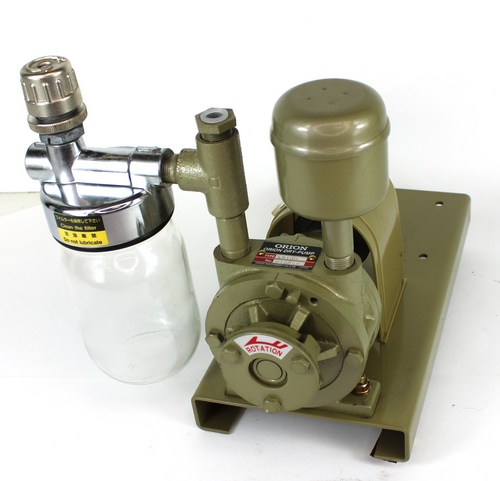 Orion Machinery KM100 Dry-Pump NEW